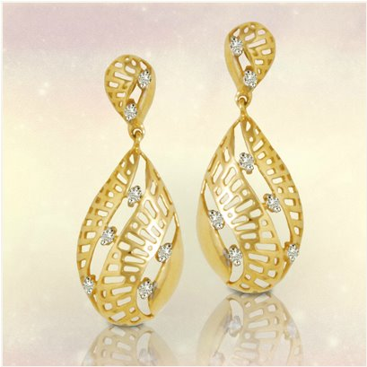 Gold and Diamond jewellery designs: Tanishq gorgeous ...
