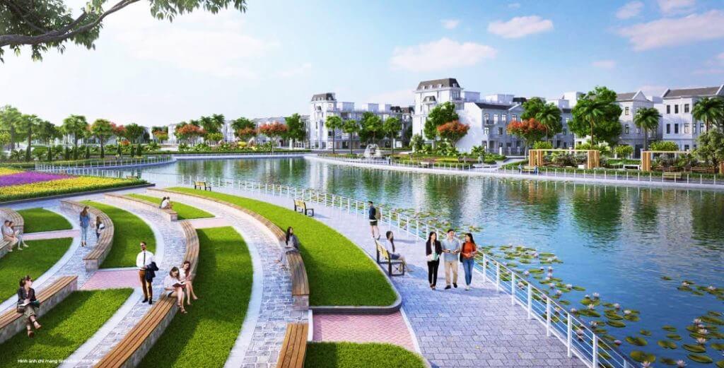 Hệ thống tiện ích dự án Thanh Hà Hà Đông