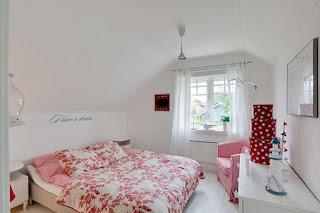 dekorasi kamar tidur kecil murah
