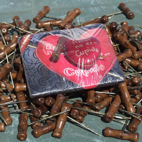 Disco Amor no es-Cupido