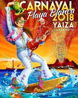 Playa Blanca - Carnaval 2018 - Juan Diego Ingelmo