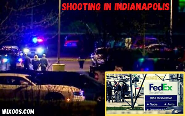 Shooting in Indianapolis