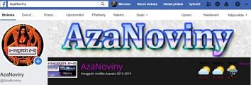 AzaNoviny Facebook baner
