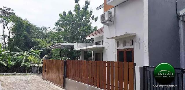 Rumah Tanah Luas di jalan Gito gati