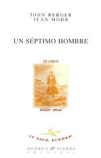 """Un séptimo hombre"" - John Berger"