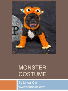 http://www.redheart.com/free-patterns/dog-monster-costume