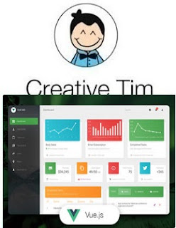 Vue Material Dashboard PRO Discount Coupon