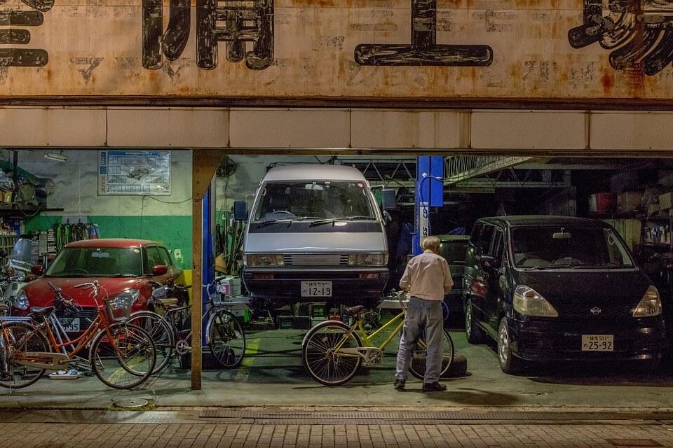 انواع السيارات اليابانية