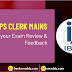 IBPS Clerk Mains Exam 2018-19: 20th January - How was your Exam?