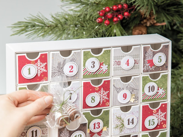 Christmas Countdown Project Kit By Stampin' Up!