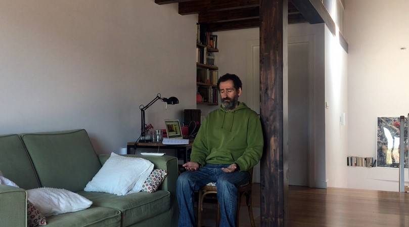 Madrid, interior' la película de Juan Cavestany