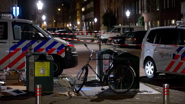 هولندا تعتقل الضفدع