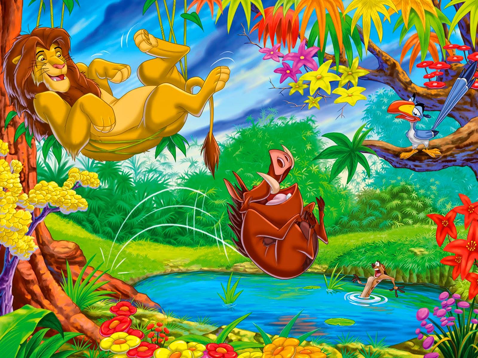 Beautiful Lion King Laptop Wallpapers