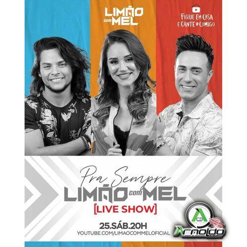 Limão Com Mel - Live - Abril - 2020