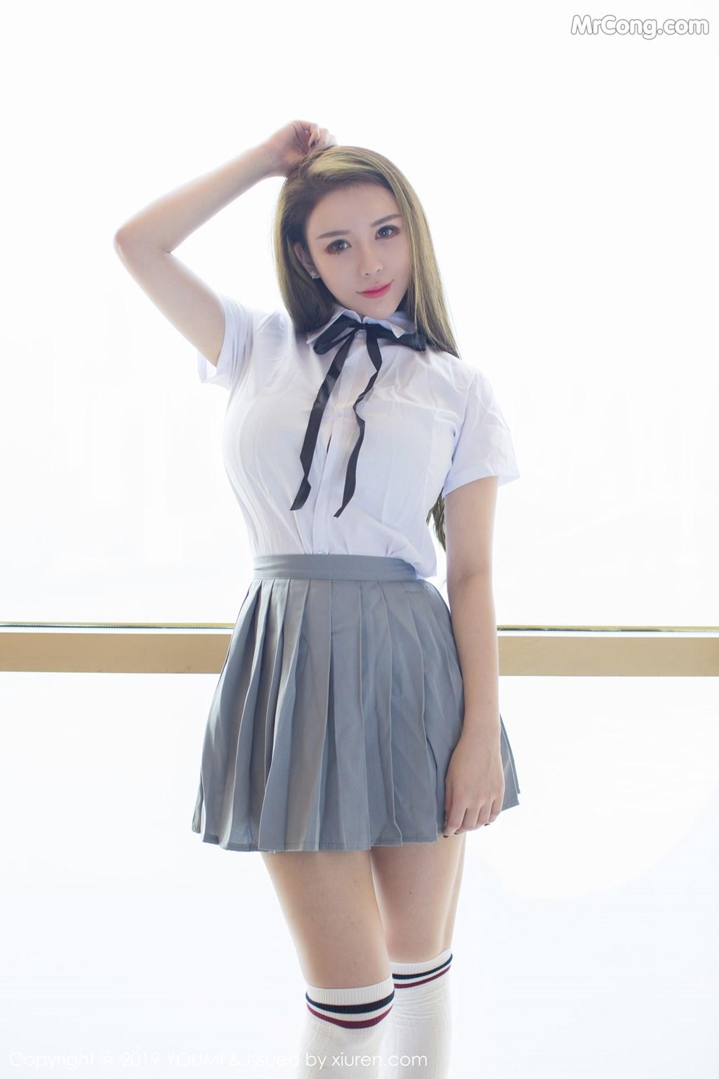 Image YouMi-Vol.296-Egg-MrCong.com-001 in post YouMi Vol.296: Egg_尤妮丝 (43 ảnh)