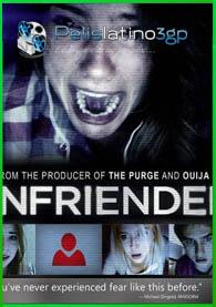 Eliminado (Unfriended)   DVDRip Latino HD Mega 1 Link