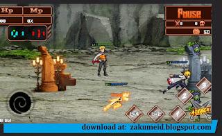 Download Naruto Senki Shinobi Collection Apk Mod