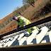 Licitados os traballos de tratamento de perfil e  amolado de carril do tramo Pedralba de la Pradería-Ourense