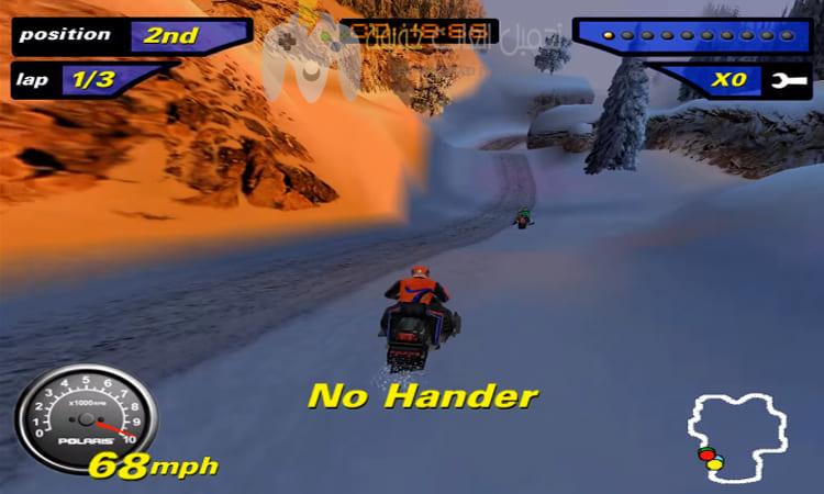 تحميل لعبة Snow cross للكمبيوتر