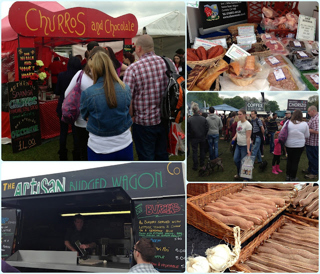 Tatton Park Foodies' Festival