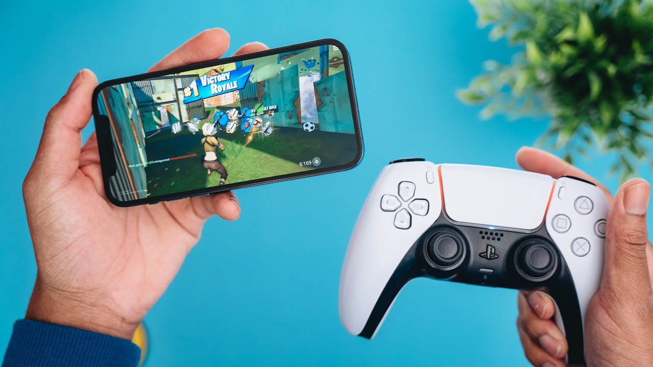 how to connect your PS5 controller with your iPhone or iPad