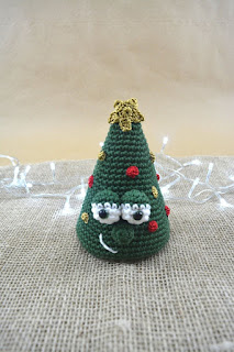 Tutorial amigurumi árbol de Navidad | Misslanitas | 320x213