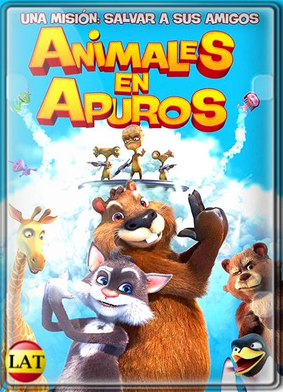 Animales en Apuros (2018) DVDRIP LATINO