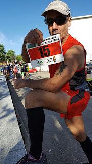 Atletismo Aranjuez en San Pablo de los Montes