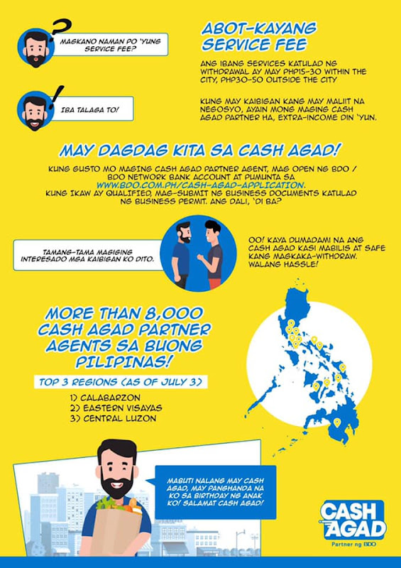 CASH AGAD Provides Banking Services to Far-flung Communities in the Philippines