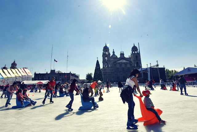 Dance and skating