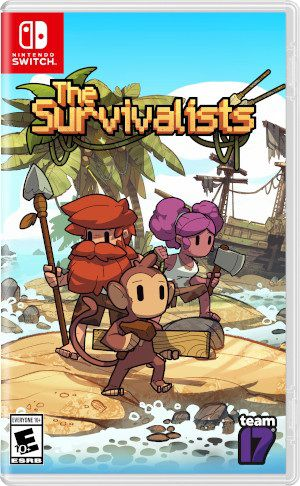 The Survivalists v1.0.3 NSP XCI NSZ For Nintendo Switch