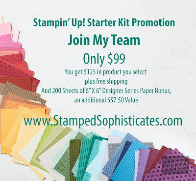 Sale -A-Bration January-February 2021 Become a Stampin' Up! Demonstrator Promotion