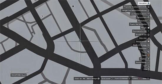 gta v segreti - dove trovare la bugatti veyron - guide informatica