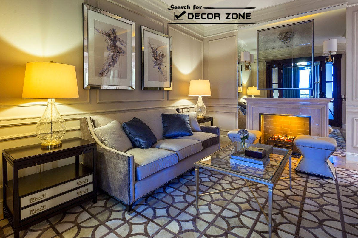 Contemporary Living Room Furniture Sets, Designs And Ideas