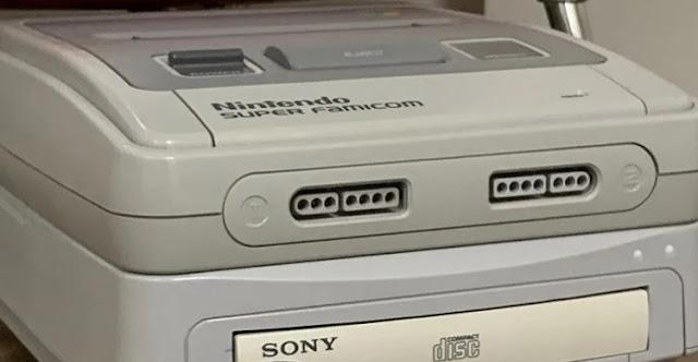 Homem cria o seu próprio protótipo do SNES-CD