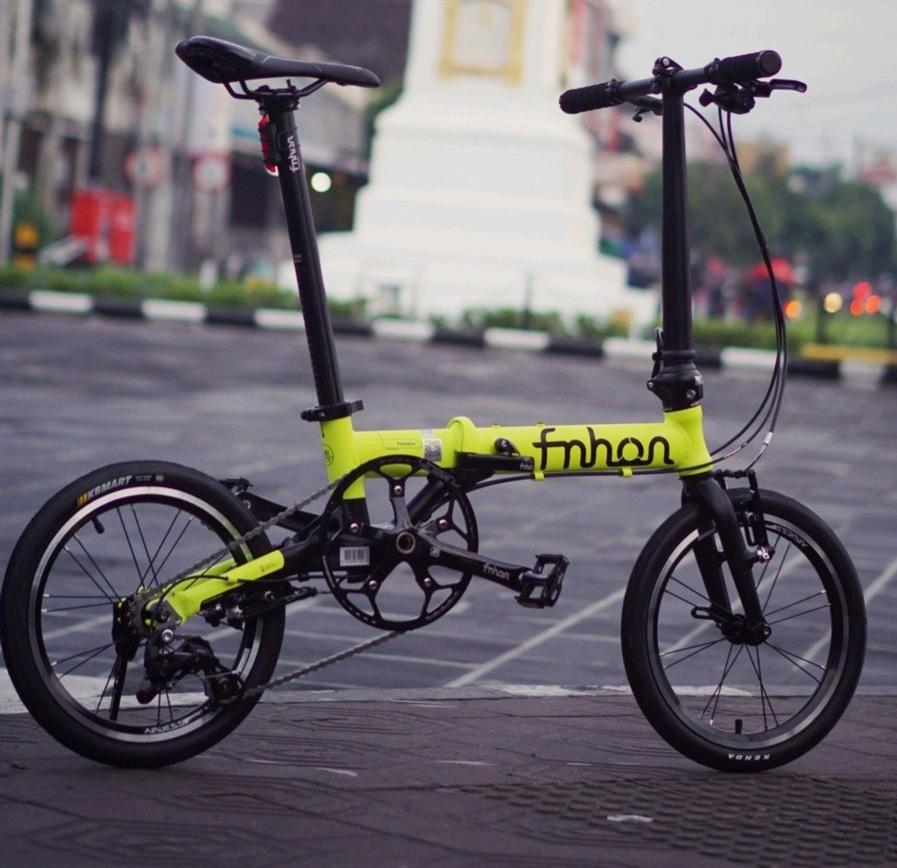 Fnhon Freedom Ban 16.Folding Bike, Rp. 4.800.000 - Serba