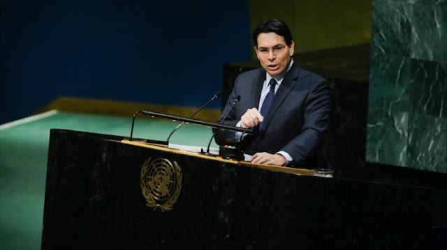 """Israel advierte de las """"consecuencias"""" de resoluciones de ONU"""