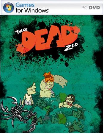 Three Dead Zed Enhanced Edition PC Full