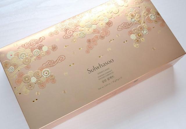 Sulwhasoo ShineClassic Powder Compact