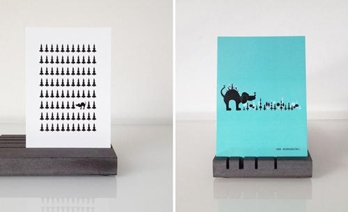 Postkarten Hunsrück Papeterie
