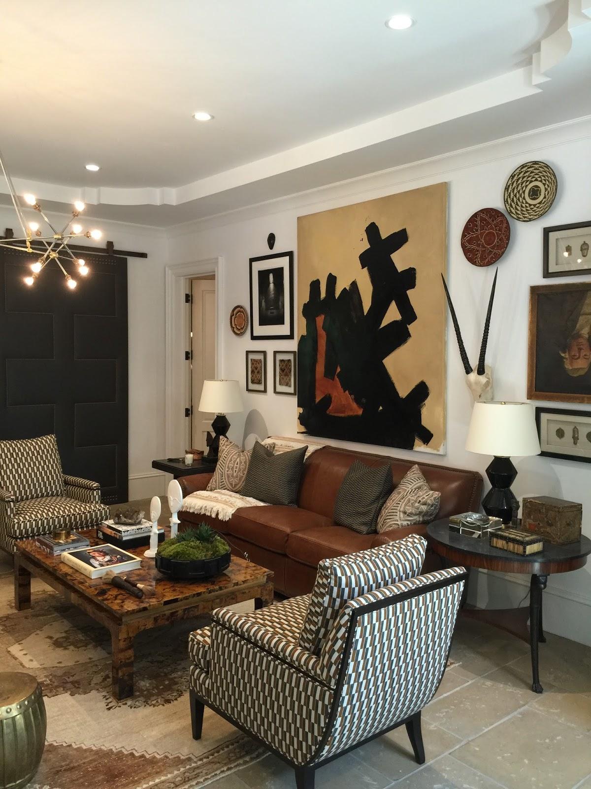 Guest House Lower Level Designed By Don Easterling U0026 Nina Nash Of Mathews  Furniture + Design.