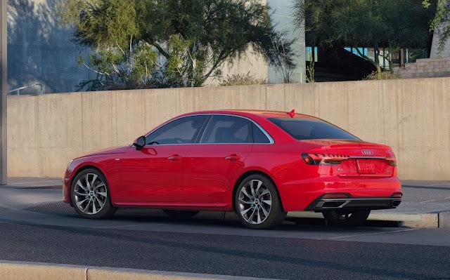 Novo Audi S4 Quattro 2021 - interior