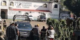 Sicarios matan a 11 personas en un bar del norte de México