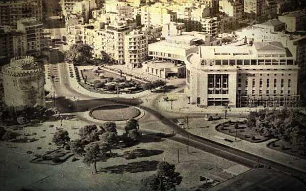 1967: Τεράστιο φωτεινό ιπτάμενο αντικείμενο πάνω από τη Θεσσαλονίκη