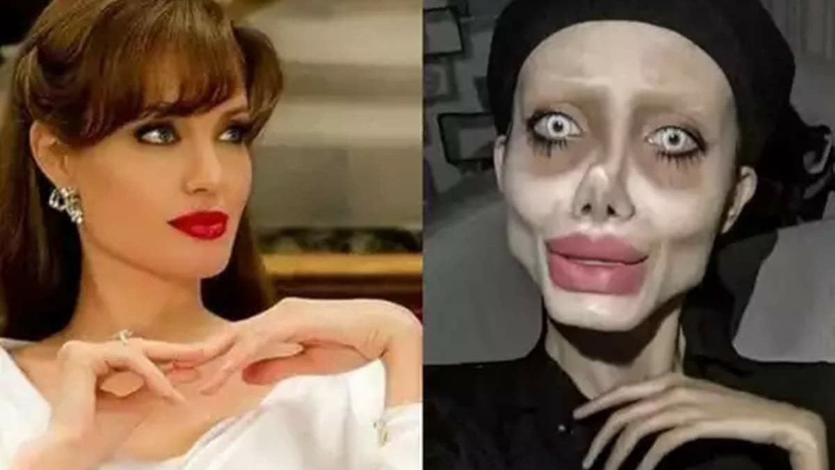 Angelina Jolie's 'ghost' sentenced to 10 years in Iran