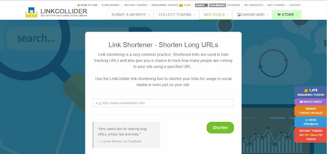 Link Shortener - Shorten Long URLs