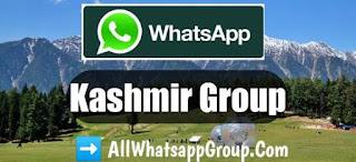 Kashmir Whatsapp Group Link
