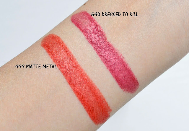 Rouge Dior Double Rouge Review Swatches