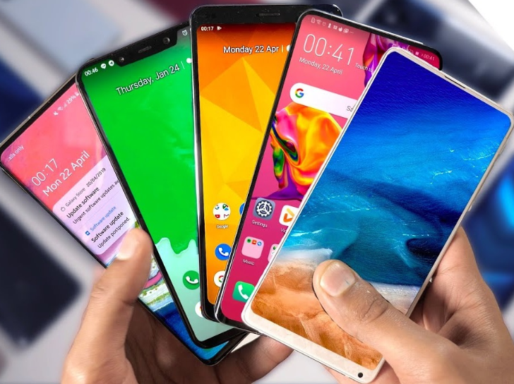 7 of the best smartphones in 2019 currently on the market