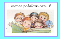 LEEMOS PALABRAS CON V